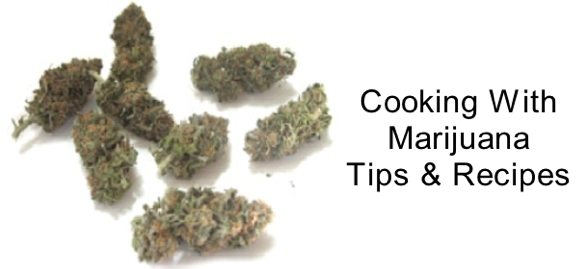 Marijuana Cooking - The Basics
