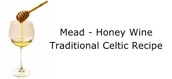 Mead or Celtic Wine