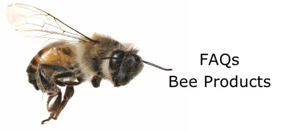 Bee Products - FAQs